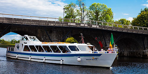 Moon River Cruises On Carrick On Shannon
